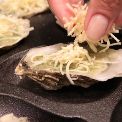 Oysters Rockefeller Ingredients